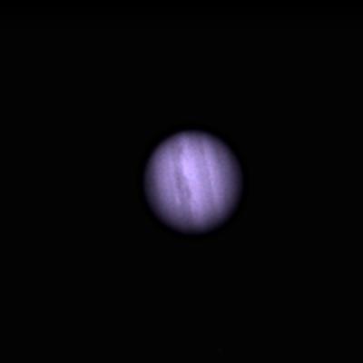 Jupiter en infrarouge [800 ; 850] nm QHY462c 130PDS